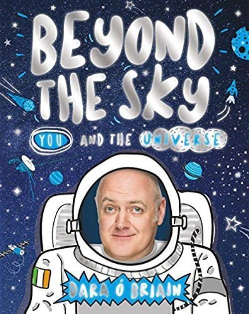 Dara Ó Briain - Beyond the Sky - book