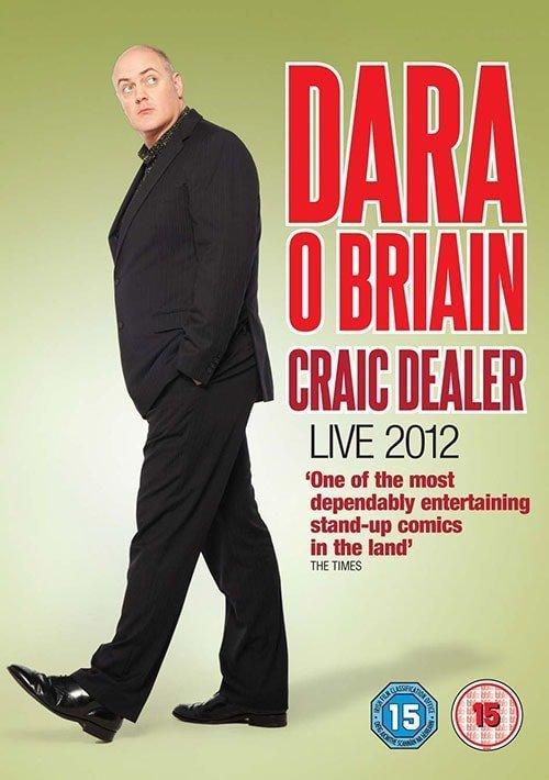 Dara Ó Briain - Craic Dealer - DVD