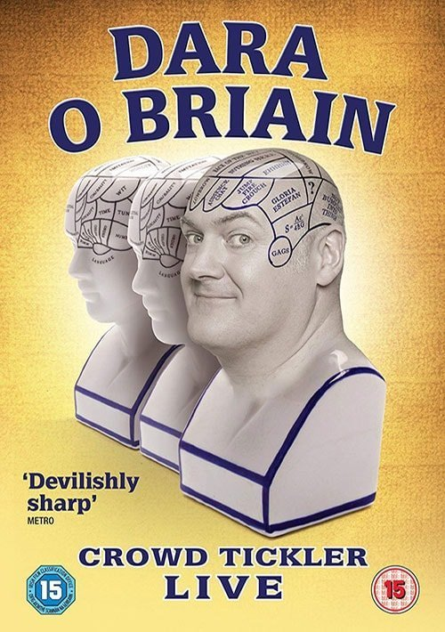 Dara Ó Briain - Crowd Tickler - DVD