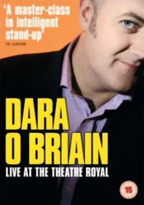 Dara Ó Briain - Live at the Theatre Royal - DVD