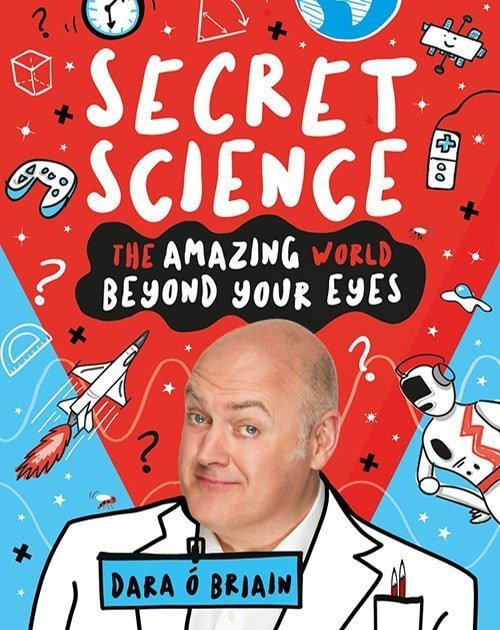 Dara Ó Briain - Secret Science - book