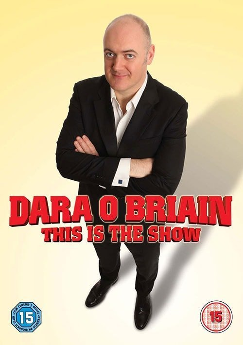 Dara Ó Briain - This is the Show - DVD
