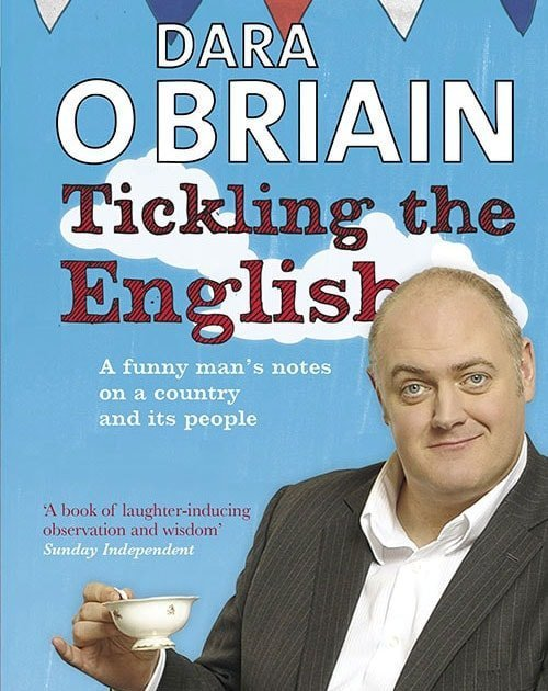 Dara Ó Briain - Tickling the English - book