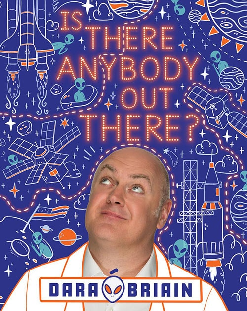 Dara Ó Briain - Is There Anybody Out There - book